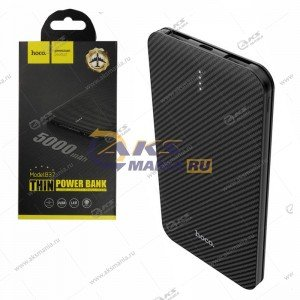 Power Bank HOCO B37 5000mAh черный