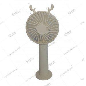 Вентилятор ручной Cartoon Mini Fan 0755