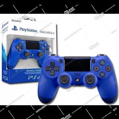 Gamepad PS4 Dualshock 4 wireless синий