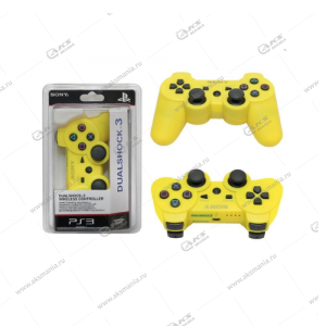Gamepad PS3 Dualshock 3 wireless желтый