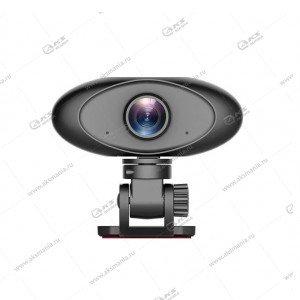 Веб-камера PC Camera MR-104 микрофон черный