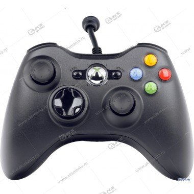 Gamepad X-Box 360 S9F USB