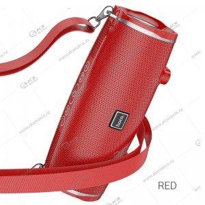 Колонка портативная Hoco BS40 Desire song sports красный